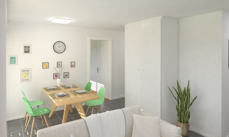 Les Rives de Bramois – Appartements A35, C25, D25