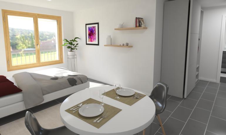 Les Rives de Bramois – Appartements B19, B29