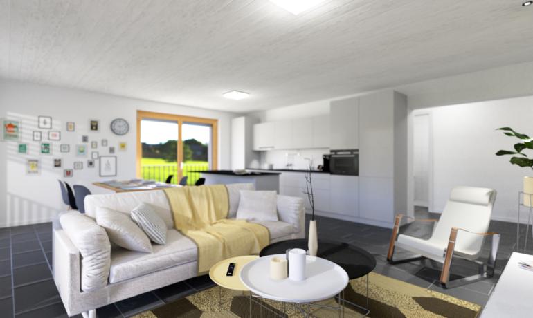 Les Rives de Bramois – Appartement A14