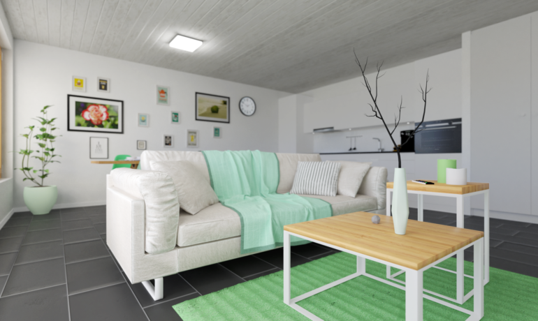 Les Rives de Bramois – Appartements B15, B25