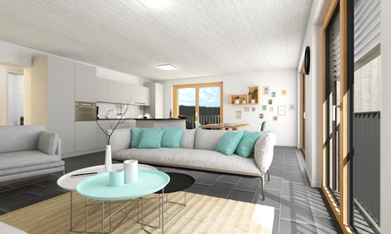 Les Rives de Bramois – Appartements A16, A36, B36, C26, D36