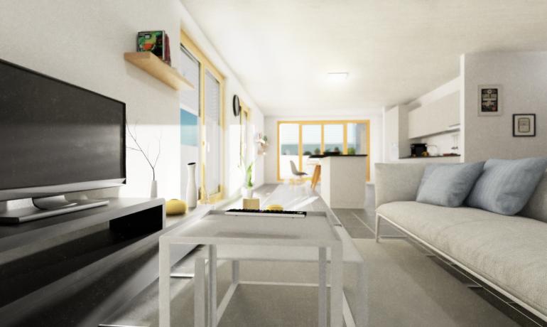 Les Rives de Bramois – Appartements A17, A37, B37, C27, D27, D37