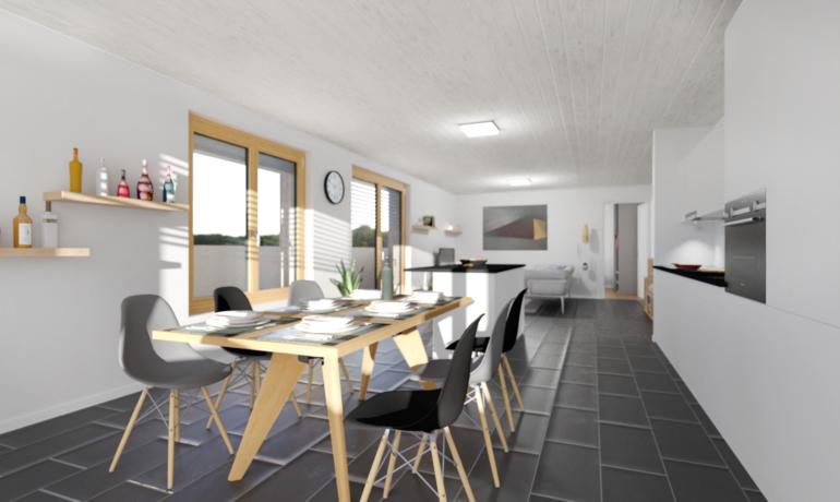 Les Rives de Bramois – Appartements A27, B17, B27, C17, D17
