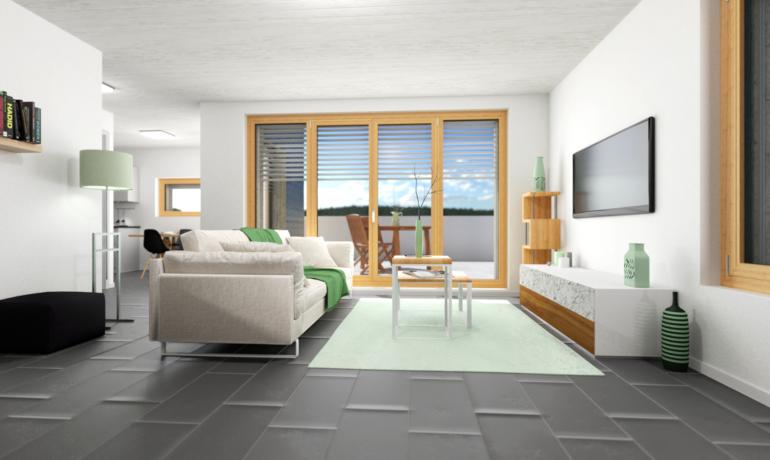 Les Rives de Bramois – Appartements A38, B38, C28, D28, D38