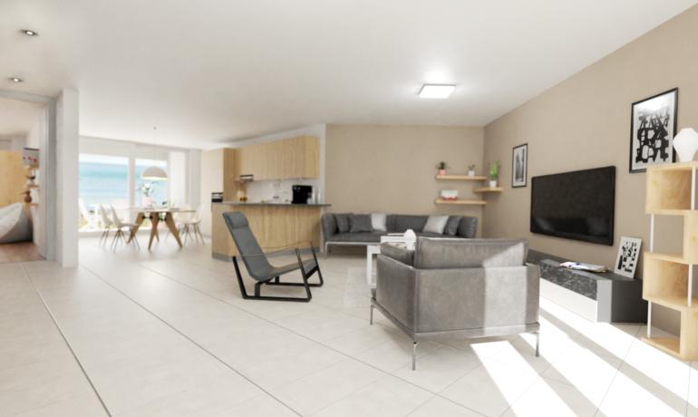 L'Esplanade Bulle : 12 appartements à visiter en réalité virtuelle