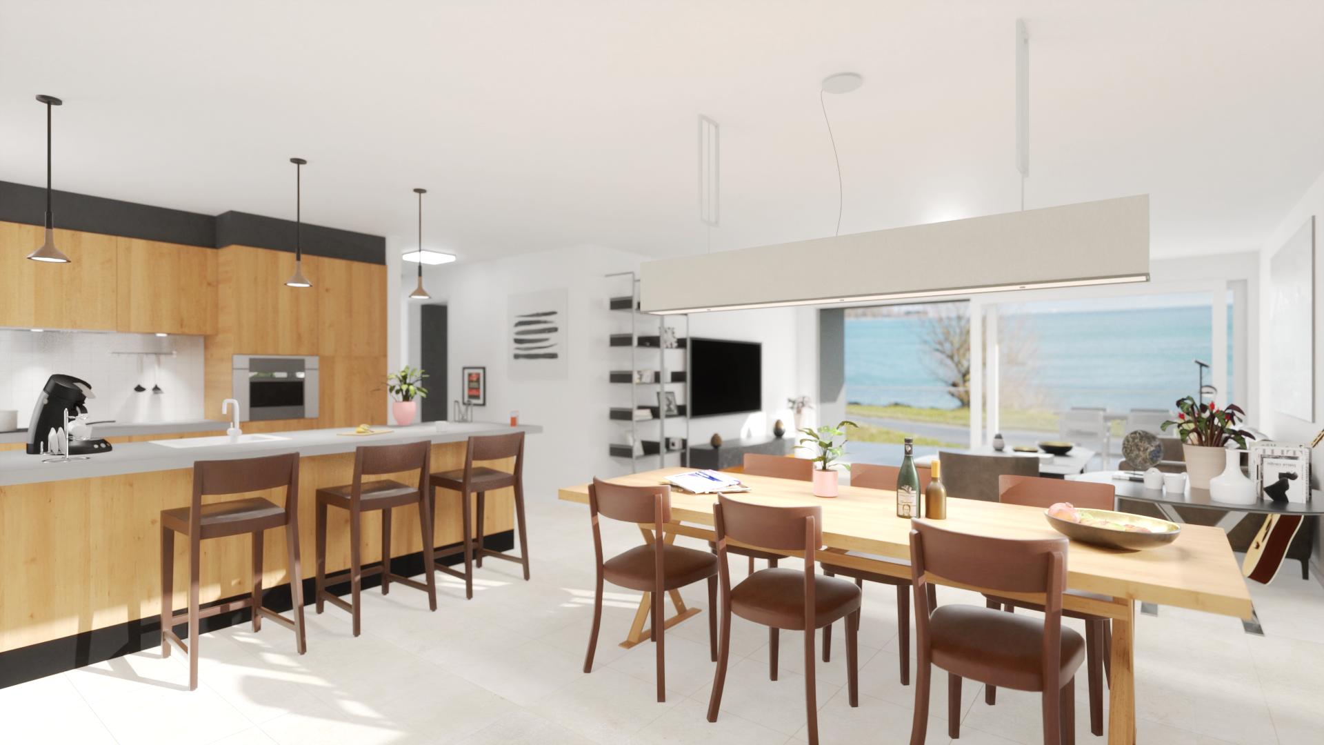 Demo Vidy Appartement en VR et Immersion 3D