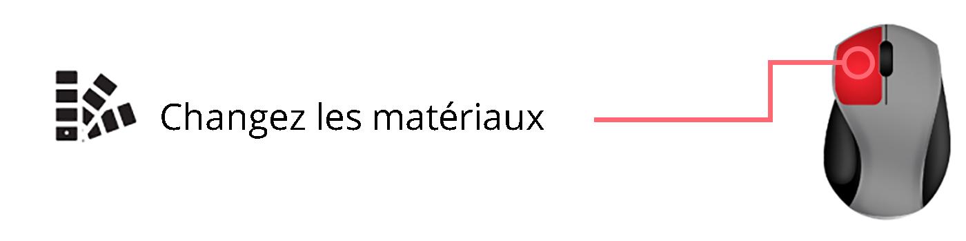 GuidePC - Changer les materiaux